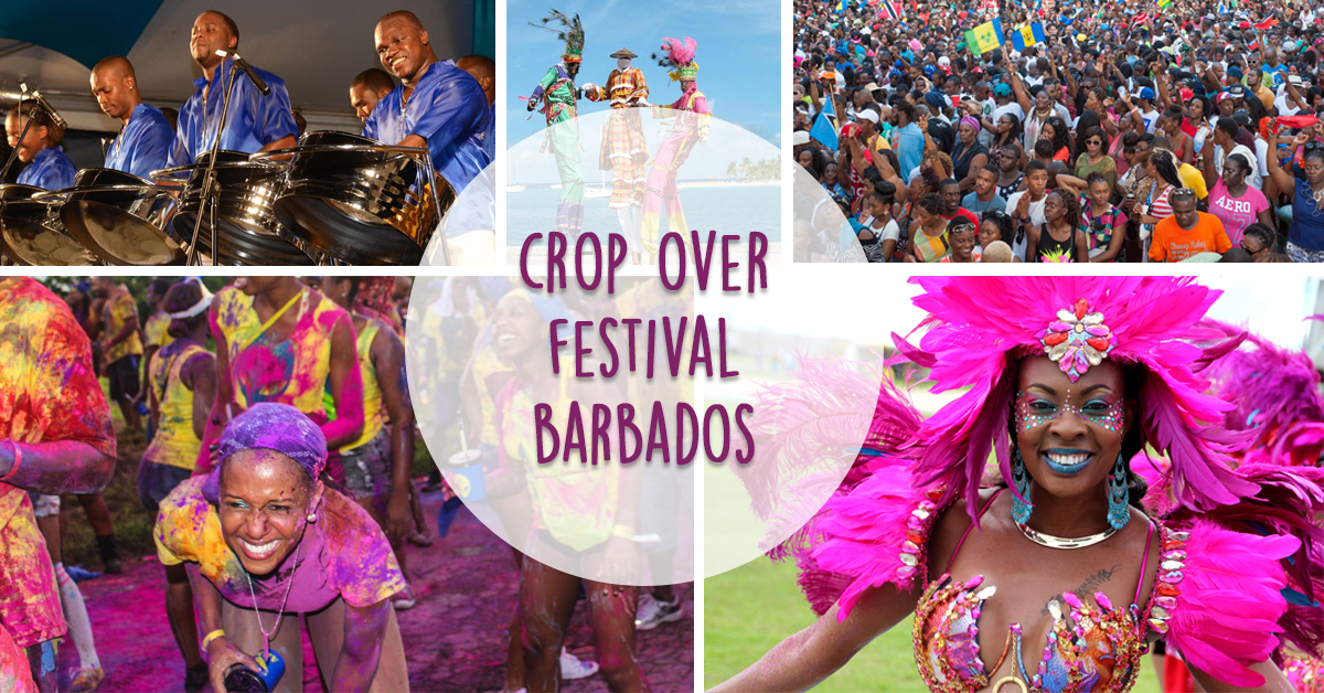Crop Over Festival in Barbados