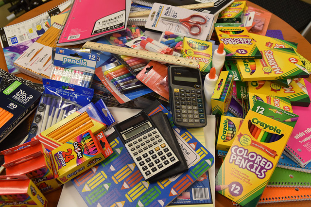 Pack for a Purpose - School Supplies