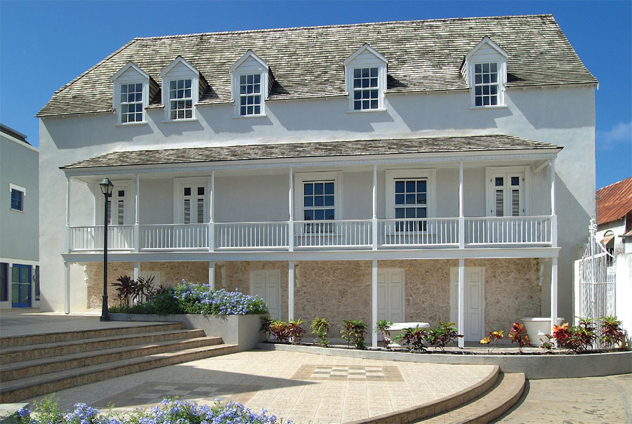 Arlington House, Barbados