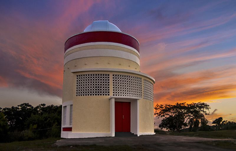 Harry Bayley Observatory