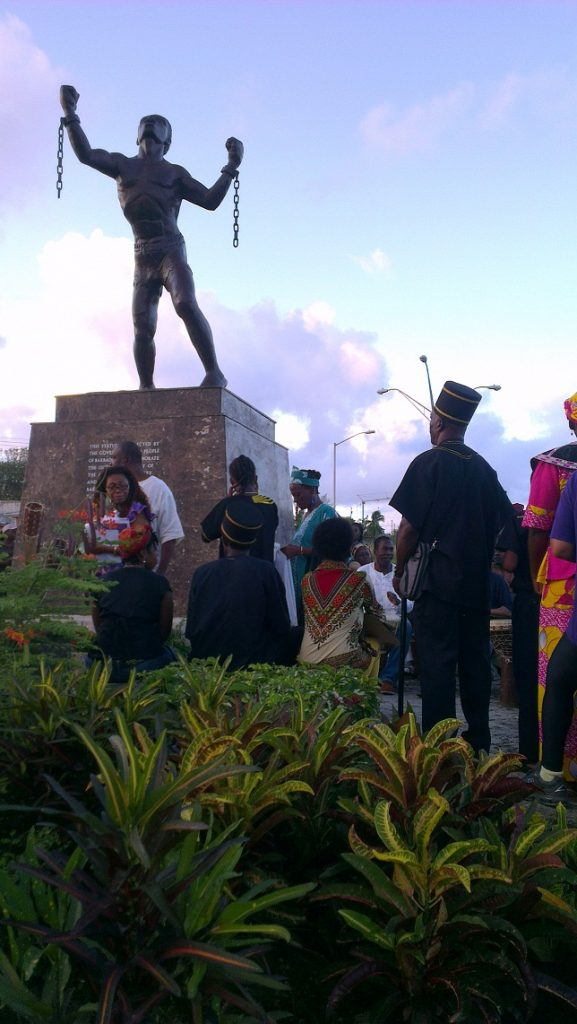 Emancipation Day Barbados