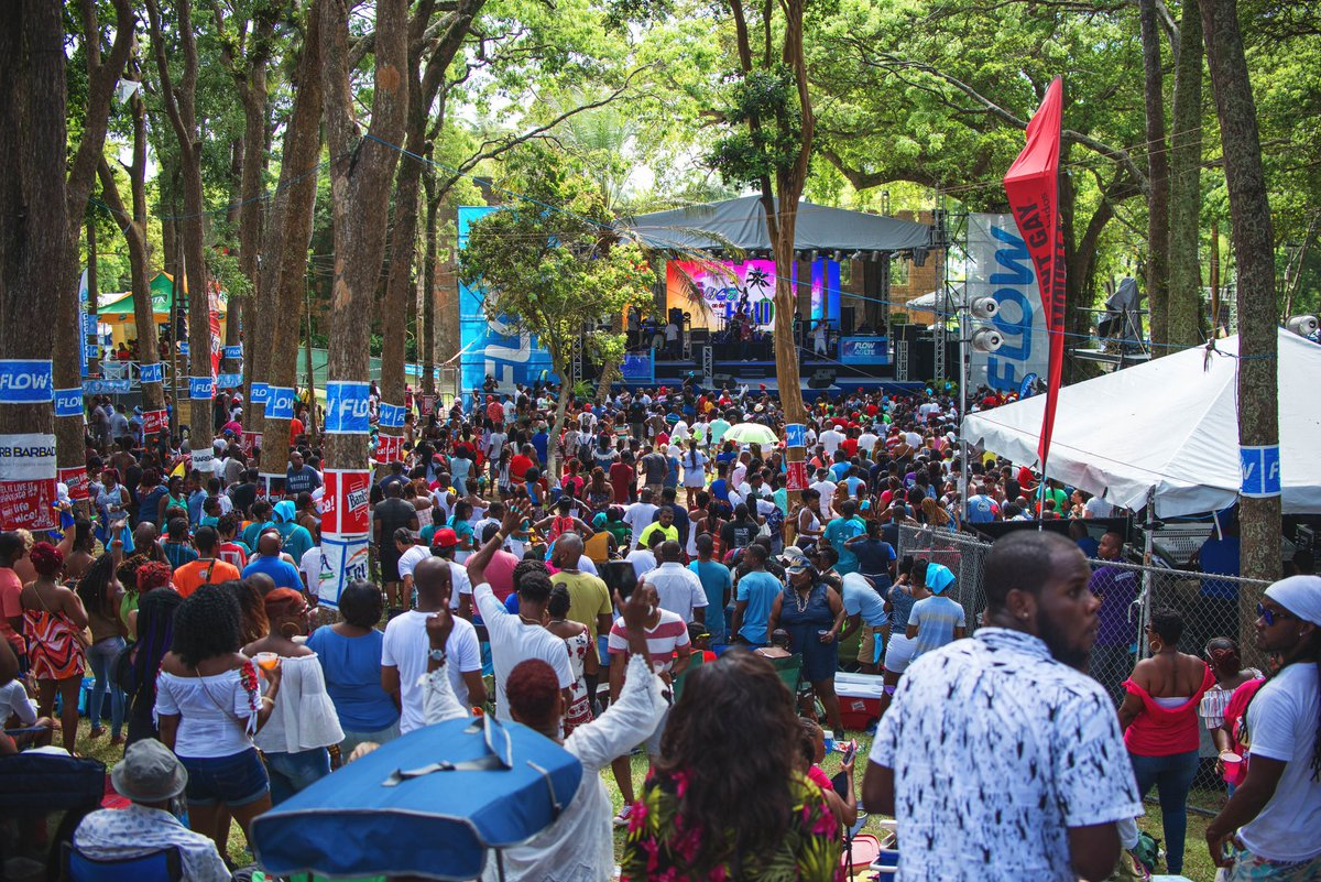 Soca on de hill 2018