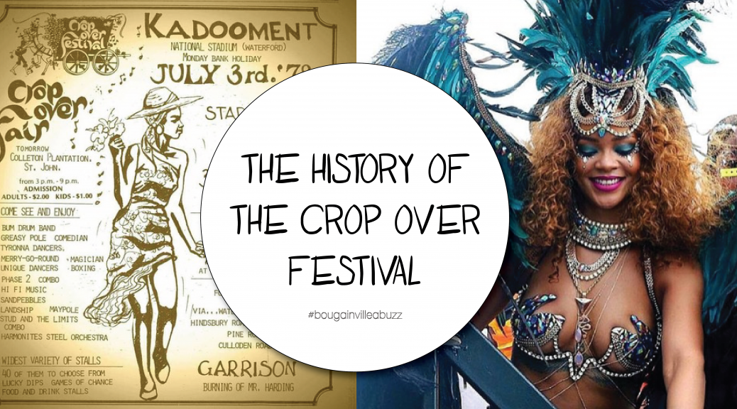 History of Crop Over