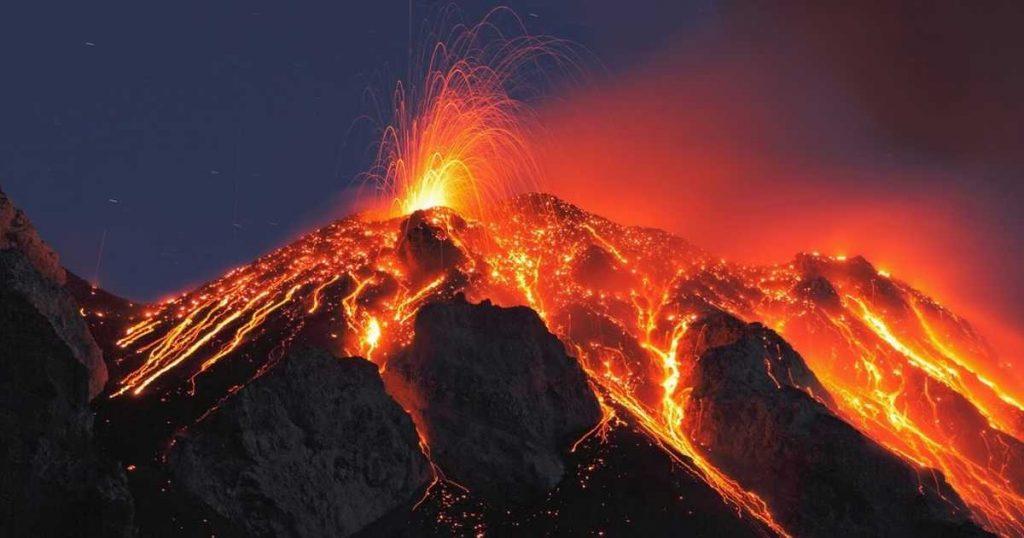volcano barbados