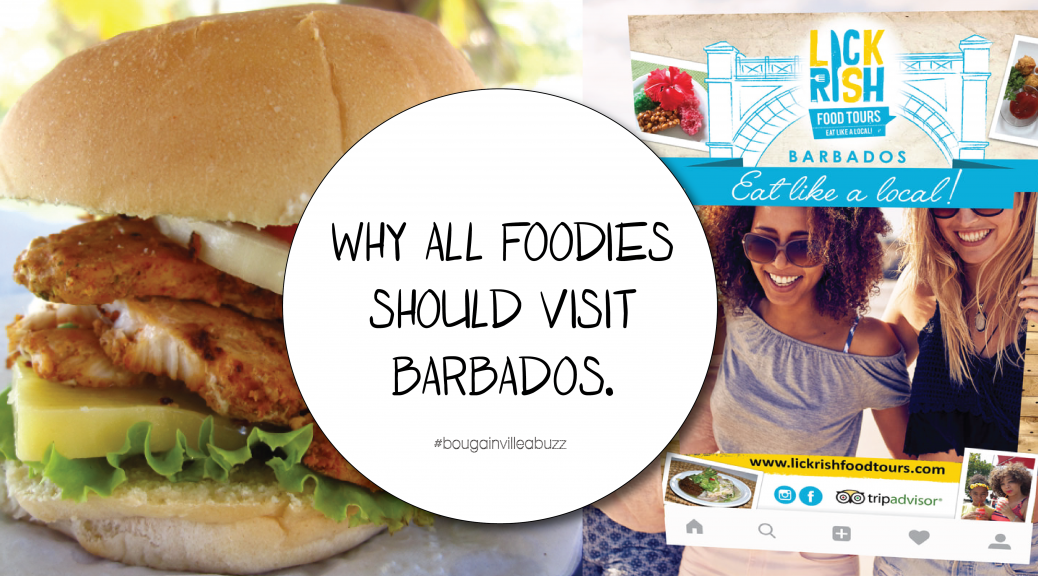 Barbados Foodie