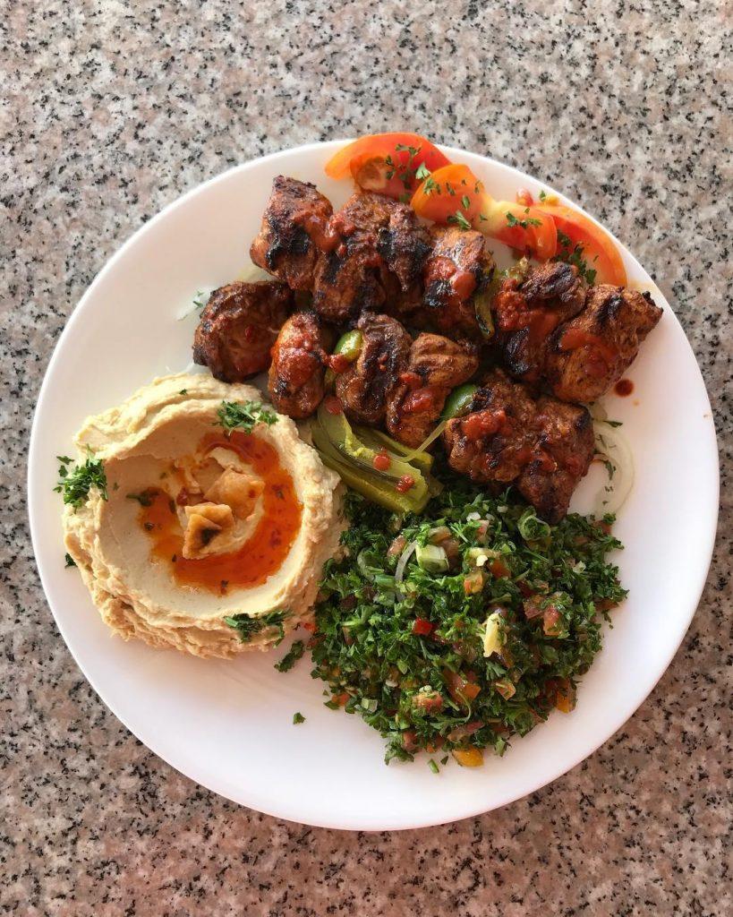 Sahara Arabic Grill and Falafel