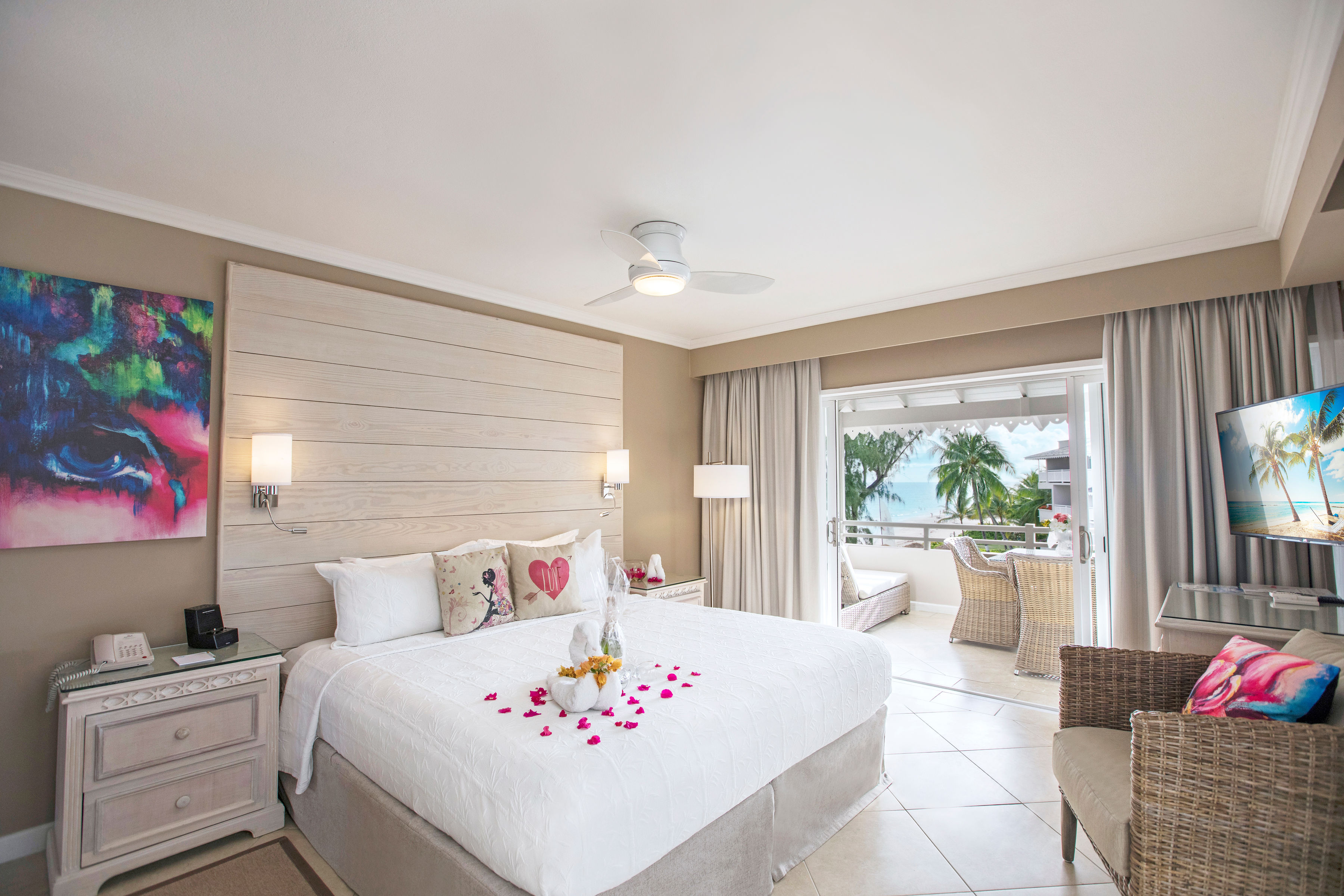 Bougainvillea Honeymoon Suite