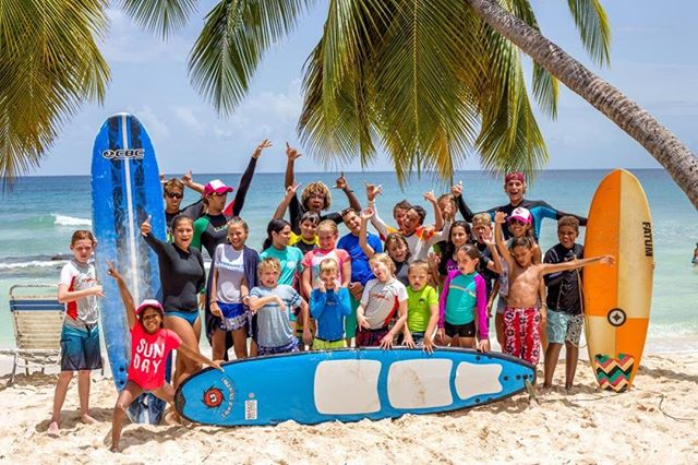 Learn To Surf Barbados