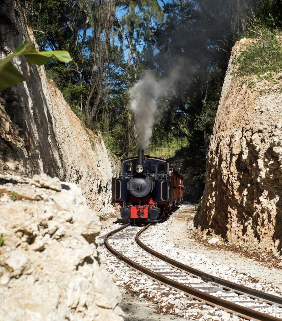 Barbados Train